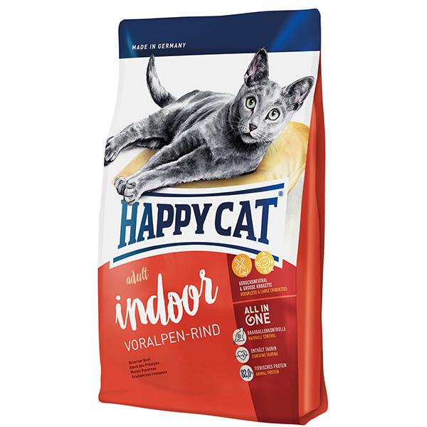 غذای خشک گربه هپی کت مدل IndRind01 وزن 1.4 کیلوگرمی