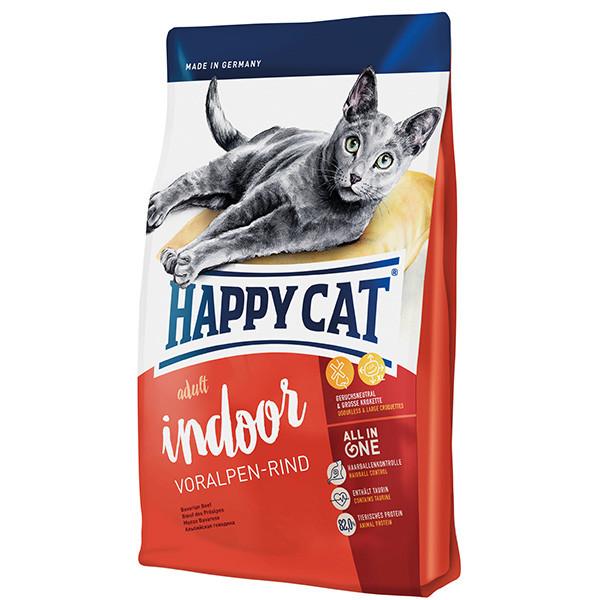 غذای خشک گربه هپی کت مدل IndRind03 وزن 10 کیلوگرم