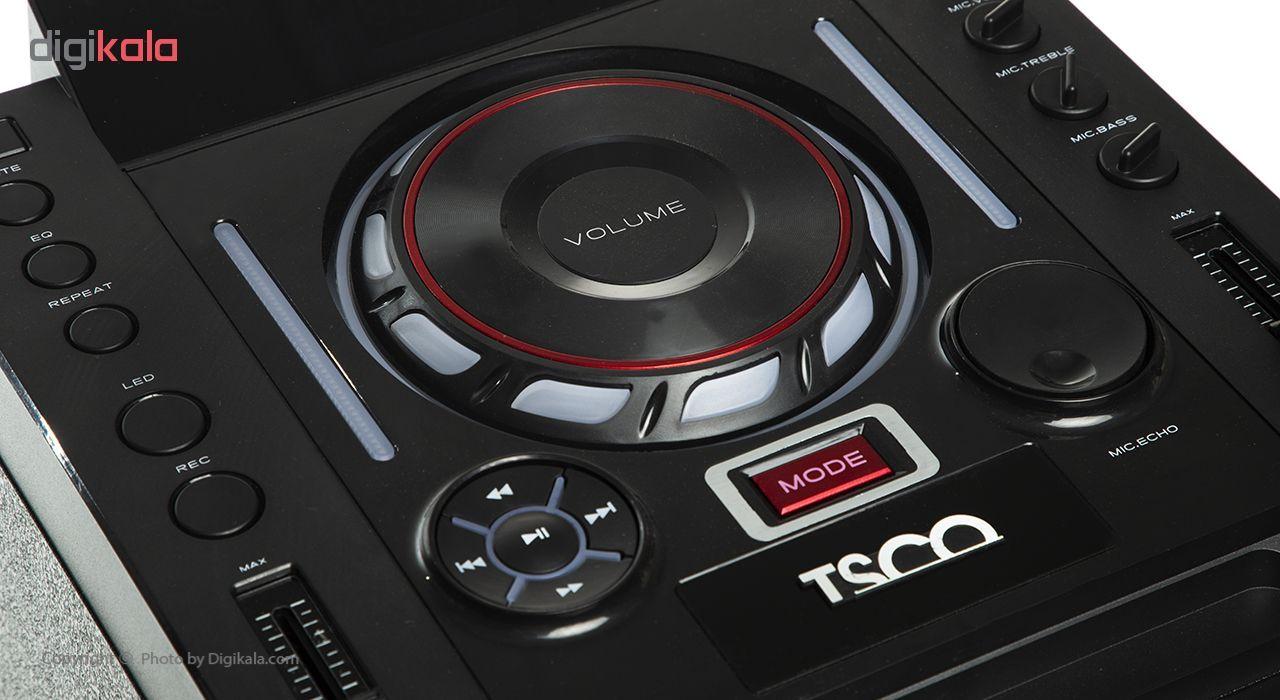 پخش کننده خانگی تسکو مدل TS 2082 main 1 3