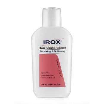 نرم کننده موی سر ایروکس مدل softening حجم 200 میلی لیتر