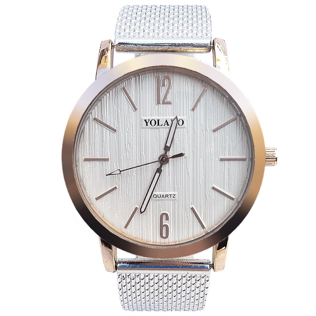 ساعت مچی عقربه ای  یولاکو مدل 113