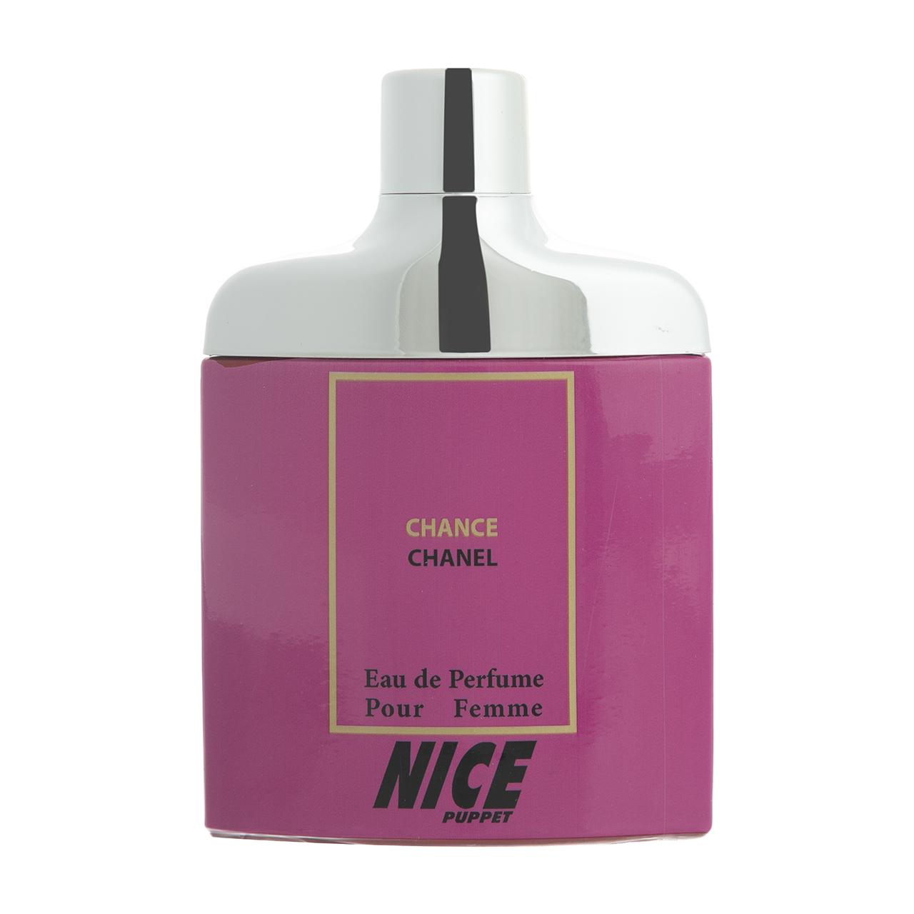 قیمت ادو پرفیوم زنانه نایس مدل Chanel Chance حجم 85 میلی لیتر
