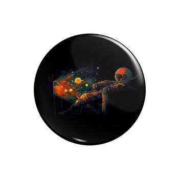 پیکسل ماسا دیزاین طرح تلویزیون سایره ماه کهکشان کد AS572