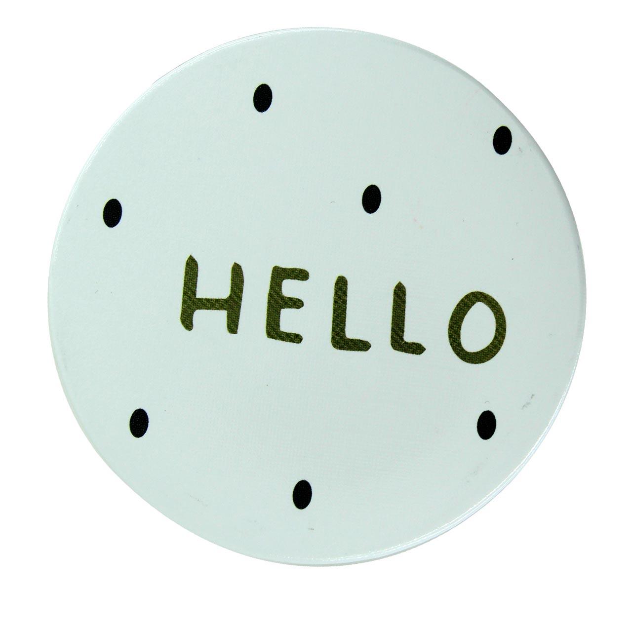 عکس آینه جیبی طرح حروف کد 1