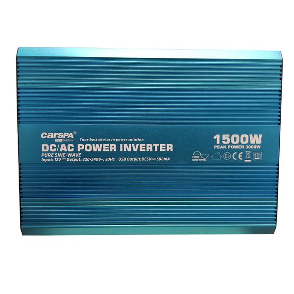 مبدل برق خودرو کارسپا مدل P1500U-24