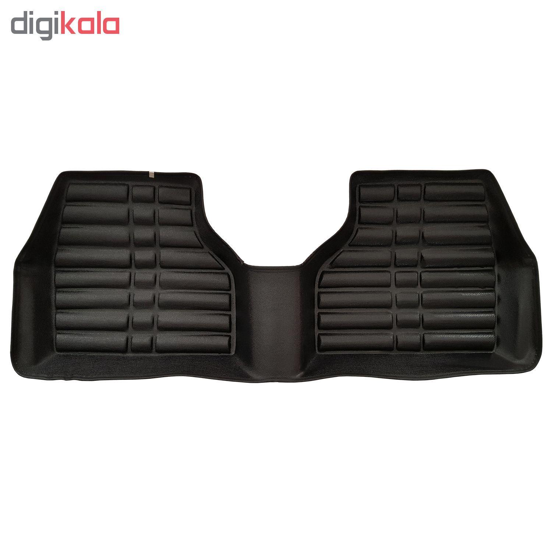 کفپوش سه بعدی خودرو ( پلی اورتان ) مناسب برای پژو 405 و سمند main 1 4