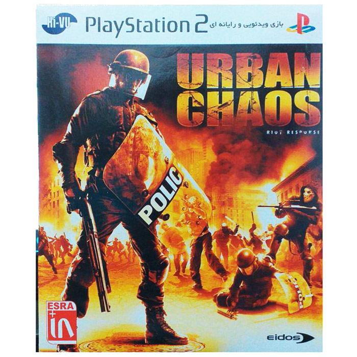 بازی Urban Chaos مخصوص ps2