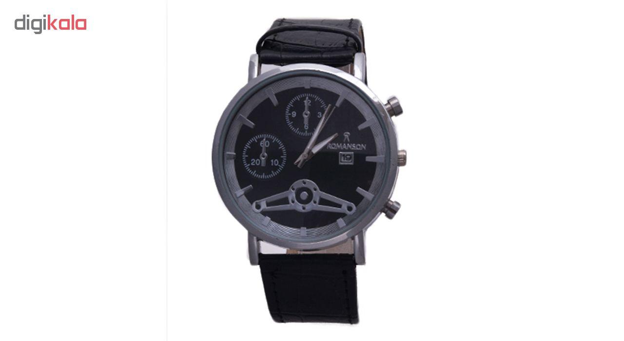 خرید ساعت مچی عقربه ای مردانه مدل RTaghM
