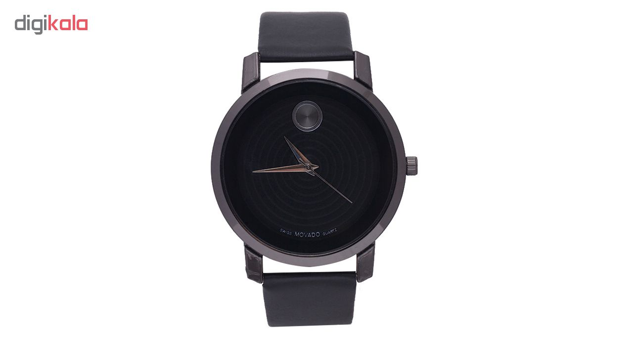خرید ساعت مچی عقربه ای مردانه مدل MmBk