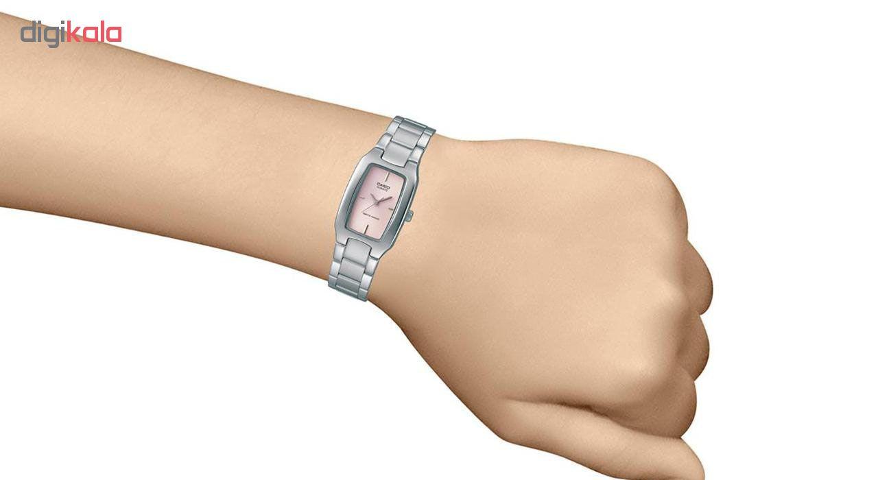 ساعت مچی عقربه ای زنانه کاسیو مدل LTP-1165A-4CDF
