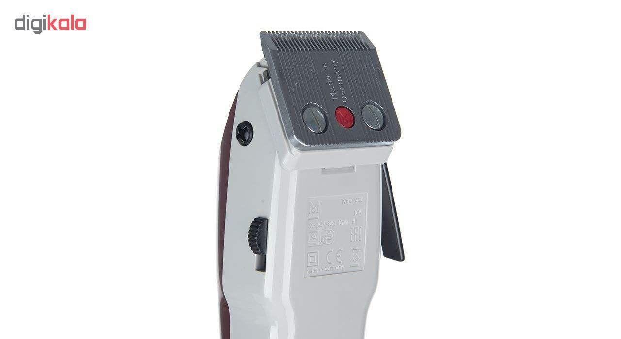 ماشین اصلاح سر و صورت  مدل 0050-1400 به همراه ست شانه 6 عددی main 1 10
