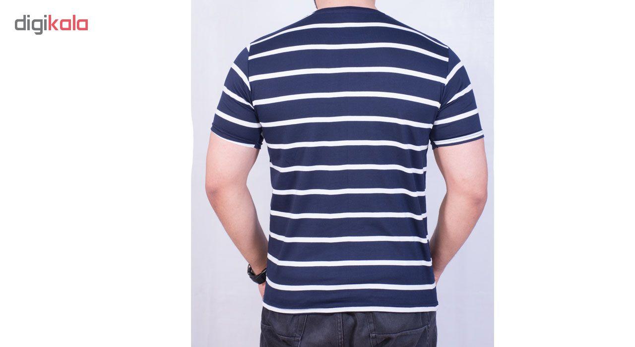 تیشرت مردانه سیمپل ورز مدل ringer 3