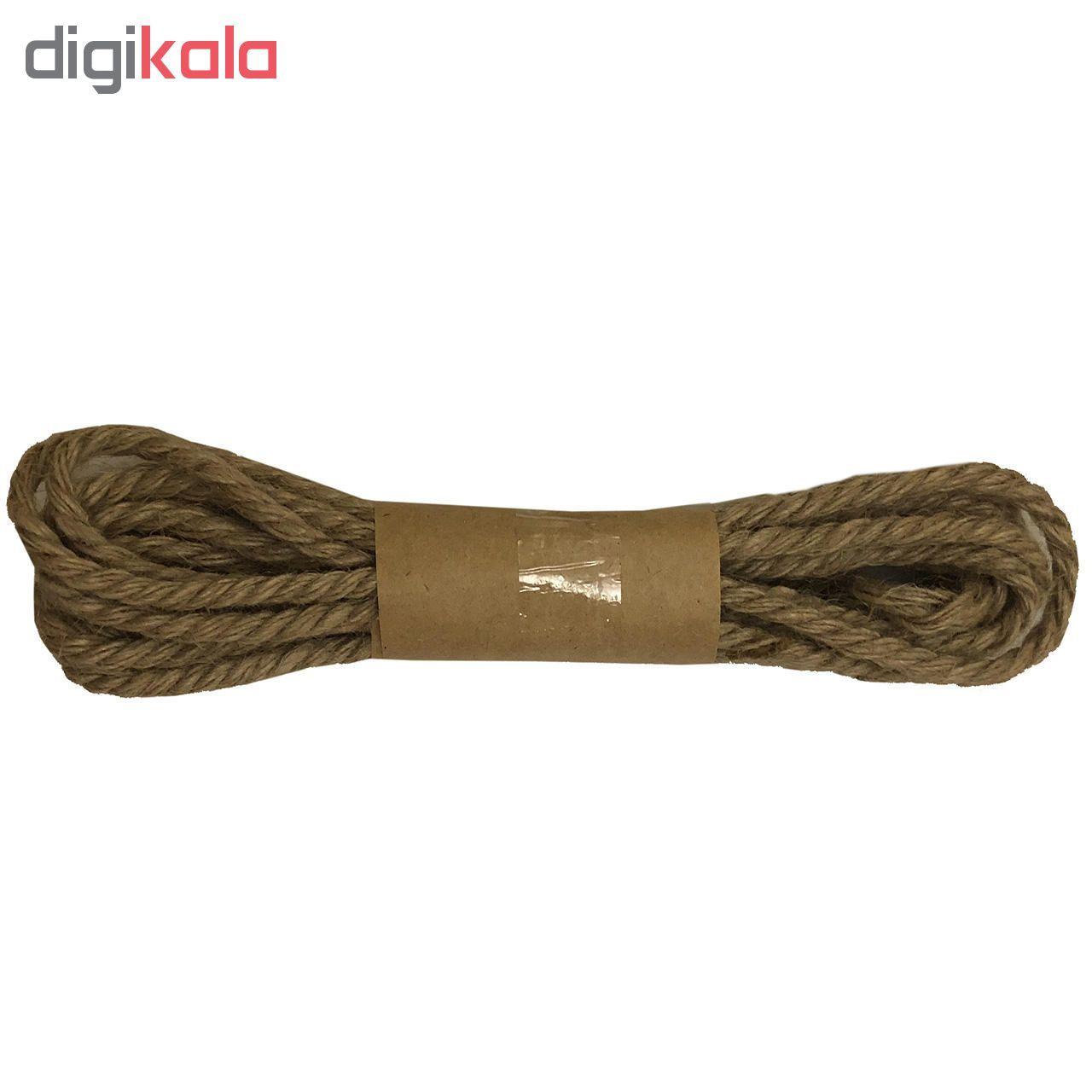 نخ  کنفی مدل k۱۰ طول 1000 سانتی متر main 1 1
