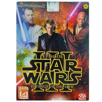 بازی Star Wars 3 مخصوص ps2