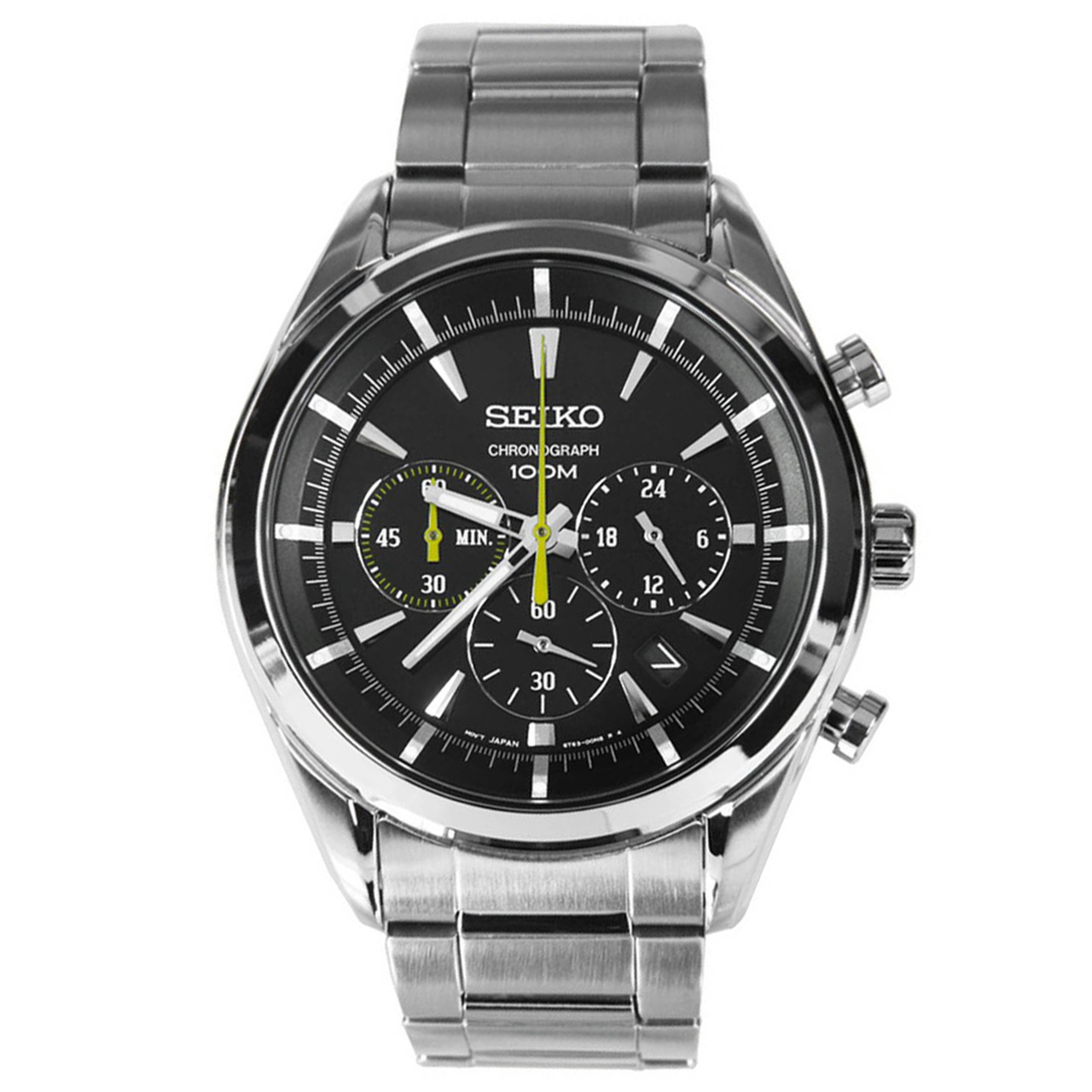 ساعت مچی عقربه ای مردانه  سیکو مدل SSB087P1