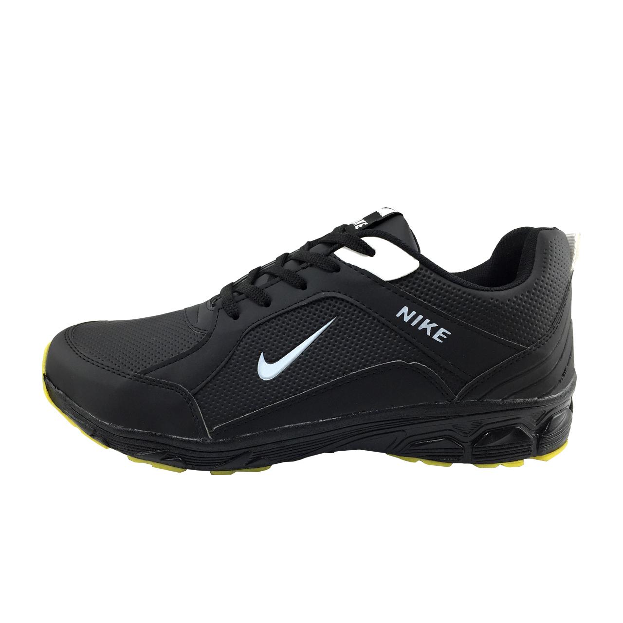 کفش مخصوص پیاده روی مردانه مدل B159 رنگ مشکی
