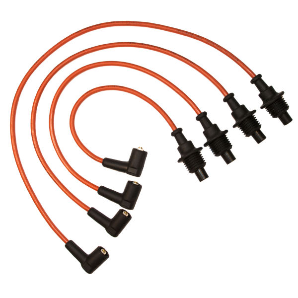 وایر شمع خودرو گروه رسا کد 00502007 مناسب برای پژو 405، پارس و سمند LX مجموعه 4 عددی