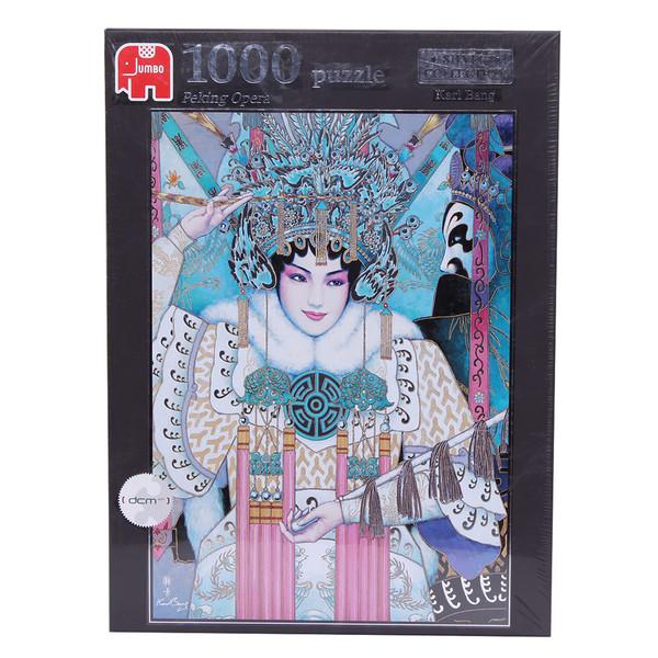 پازل 1000 تکه جامبو مدل Peking Opera 8435
