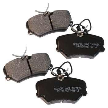 لنت ترمز جلو گلد مدل 1020 مناسب برای پژو 405 و پژو پارس و سمند