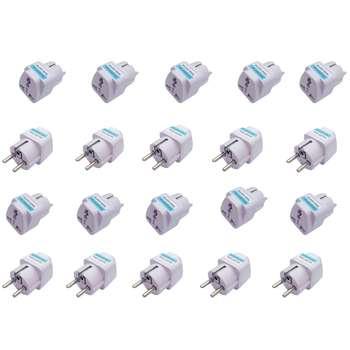مبدل برق 3 به 2 مدل SH2 بسته 20 عددی