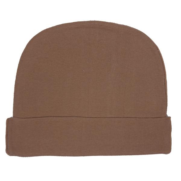 کلاه نوزادی نیلی کد 002