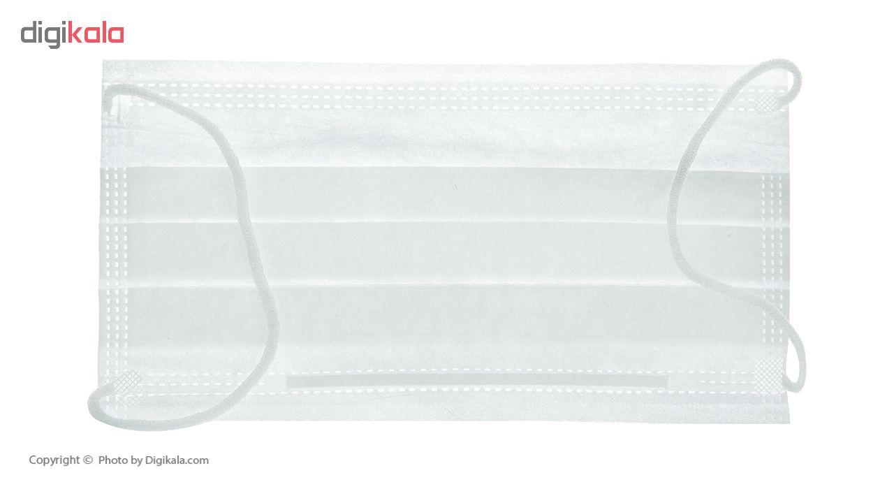 ماسک تنفسی مدل E105 بسته 50 عددی