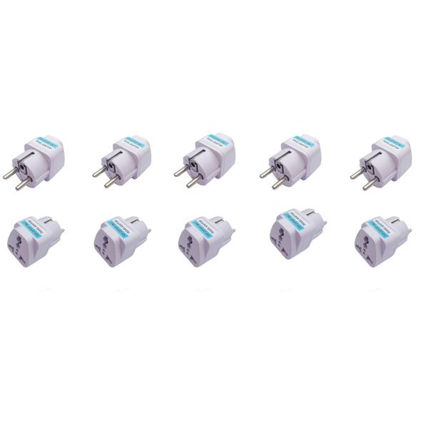 مبدل برق 3 به 2 مدل SH1 بسته 10 عددی