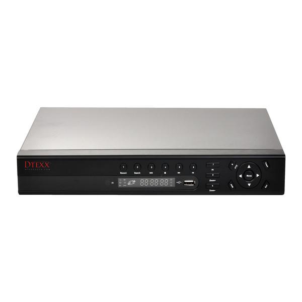 ضبط کننده ویدیویی تحت شبکه دیتکس مدل DX408NR