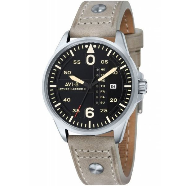 ساعت مچی عقربه ای مردانه ای وی-8 مدل AV-4003-03