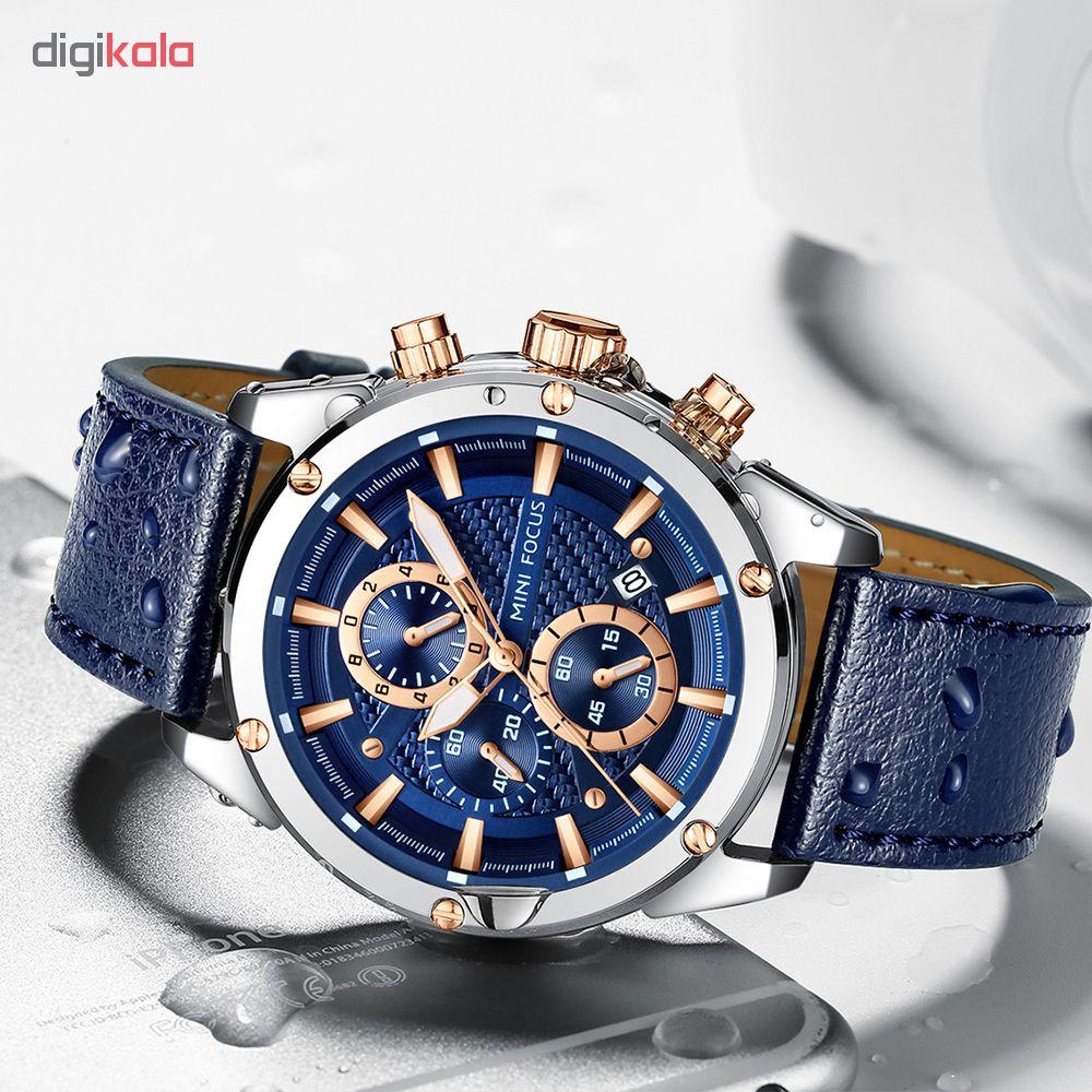 خرید ساعت مچی عقربه ای مردانه مینی فوکوس مدل mf0161g.01