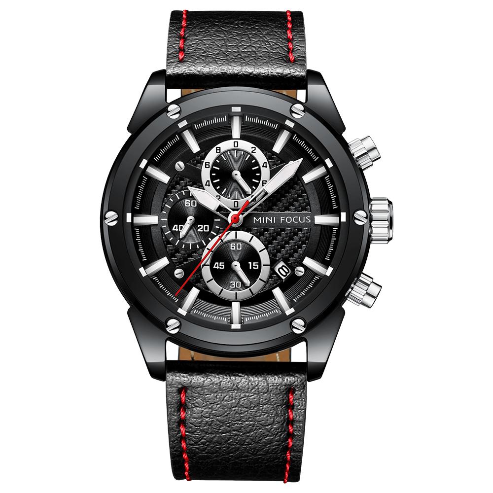 ساعت مچی عقربه ای مردانه مینی فوکوس مدل mf0161g.02