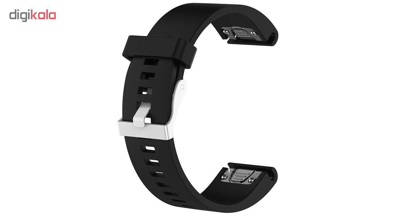 بند ساعت هوشمند مدل f5s مناسب برای گارمین fenix 5s main 1 3