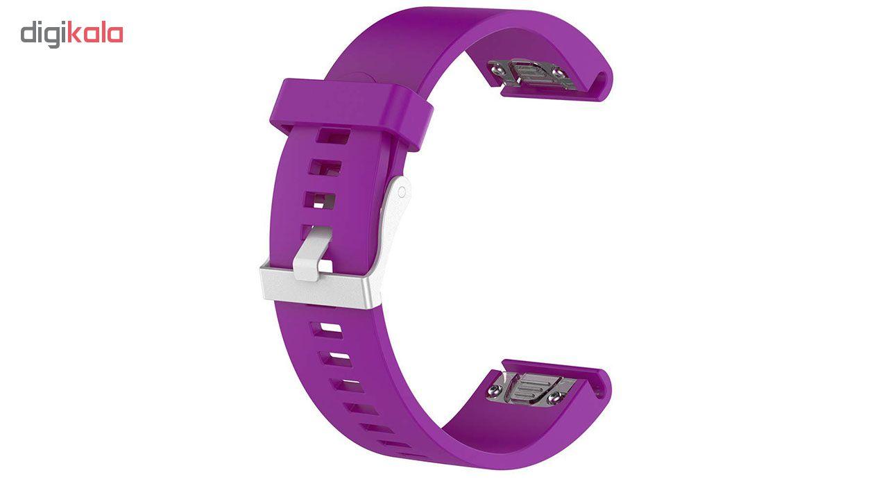 بند ساعت هوشمند مدل f5s مناسب برای گارمین fenix 5s main 1 5