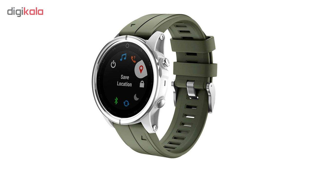 بند ساعت هوشمند مدل f5s مناسب برای گارمین fenix 5s main 1 7