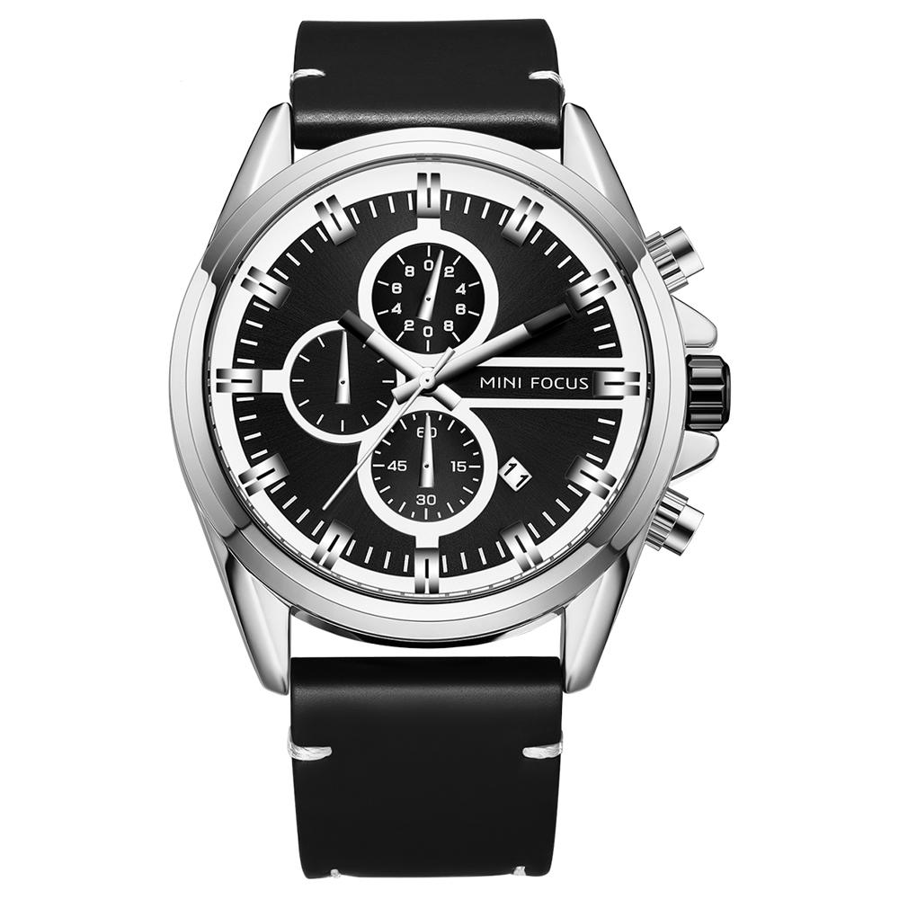 ساعت مچی عقربه ای مردانه مینی فوکوس مدل mf0130g.02