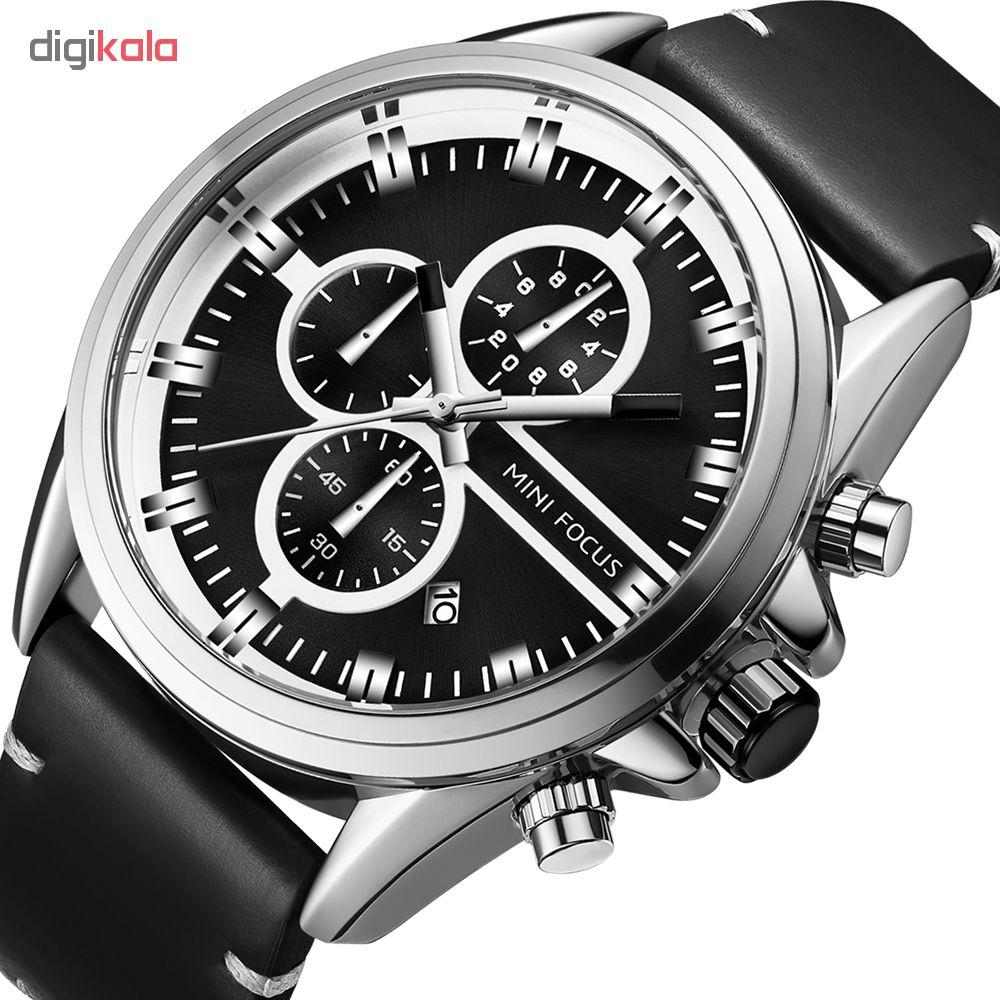 خرید ساعت مچی عقربه ای مردانه مینی فوکوس مدل mf0130g.02