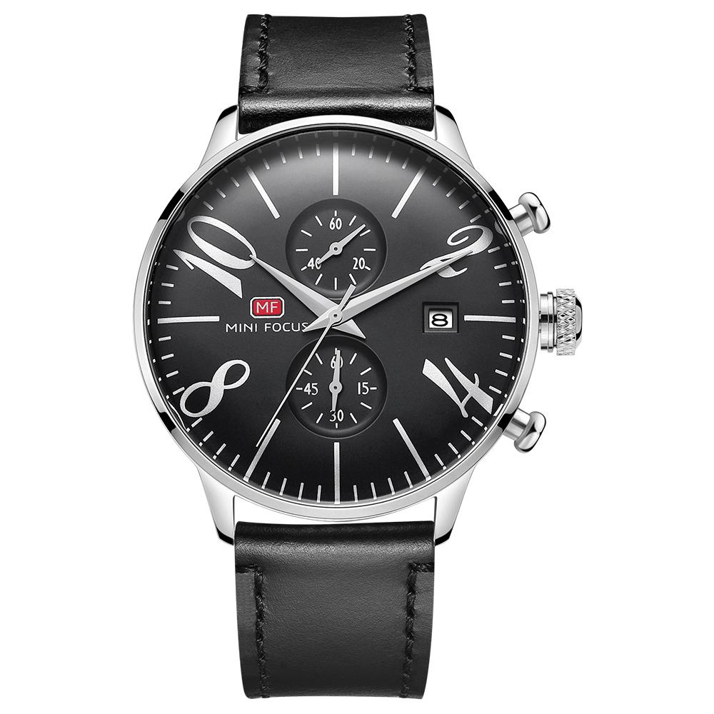 ساعت مچی عقربه ای مردانه مینی فوکوس مدل mf0135g.01 54