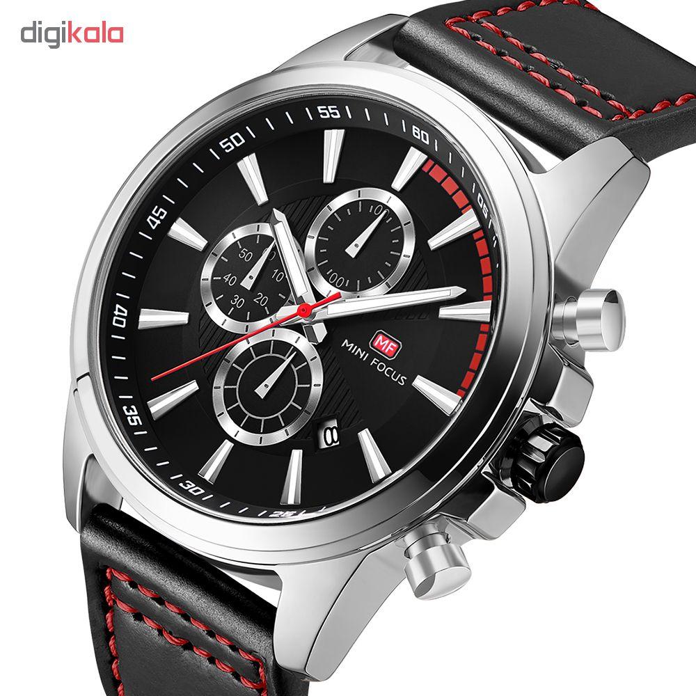 کد تخفیف                                      ساعت مچی عقربه ای مردانه مینی فوکوس مدل mf0129g.01