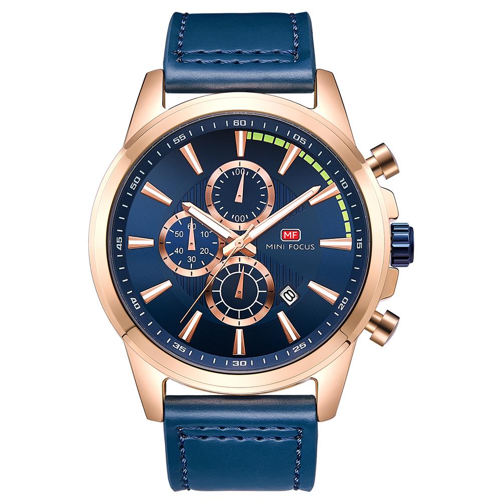 کد تخفیف                                      ساعت مچی عقربه ای مردانه مینی فوکوس مدل mf0129g.03
