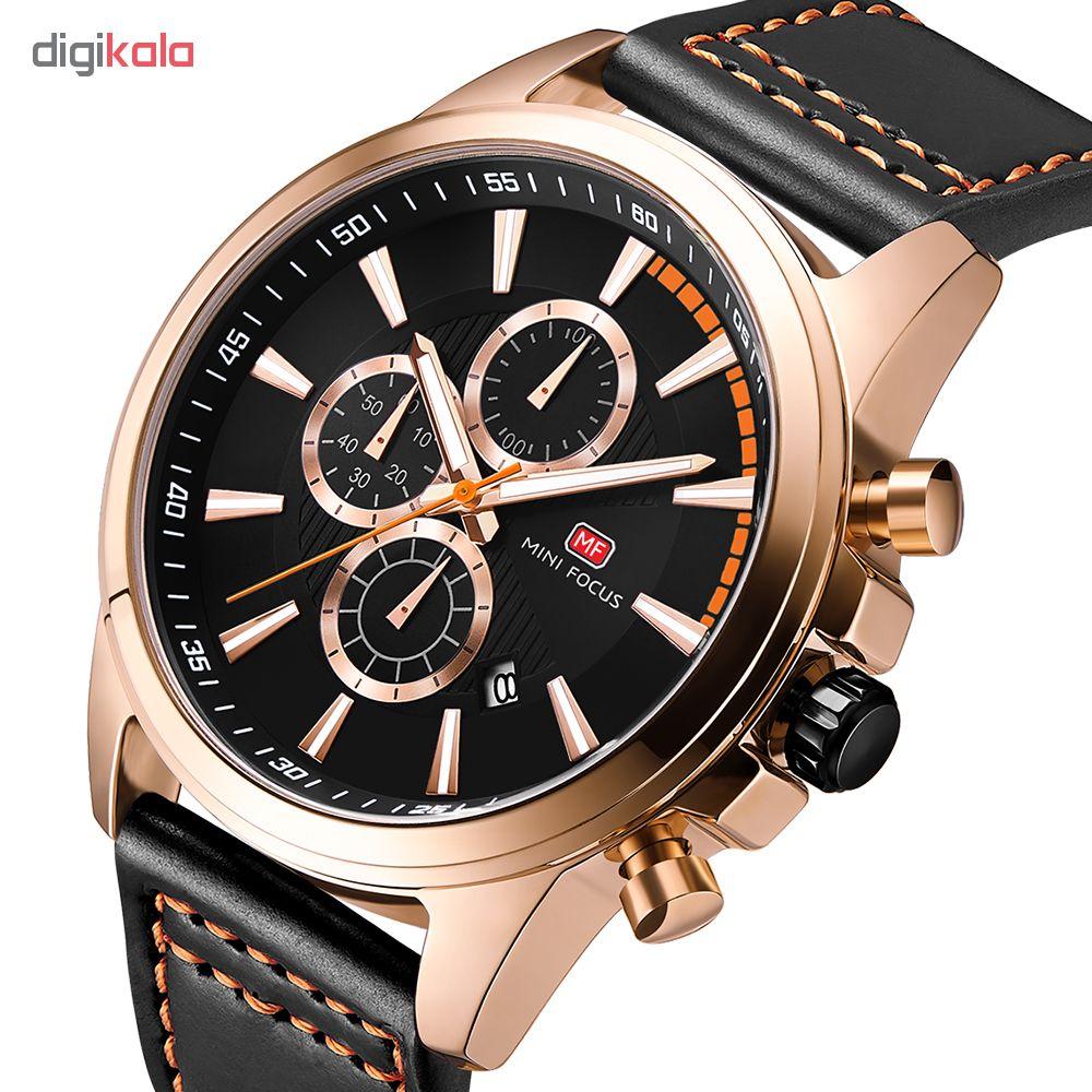خرید ساعت مچی عقربه ای مردانه مینی فوکوس مدل mf0129g.02
