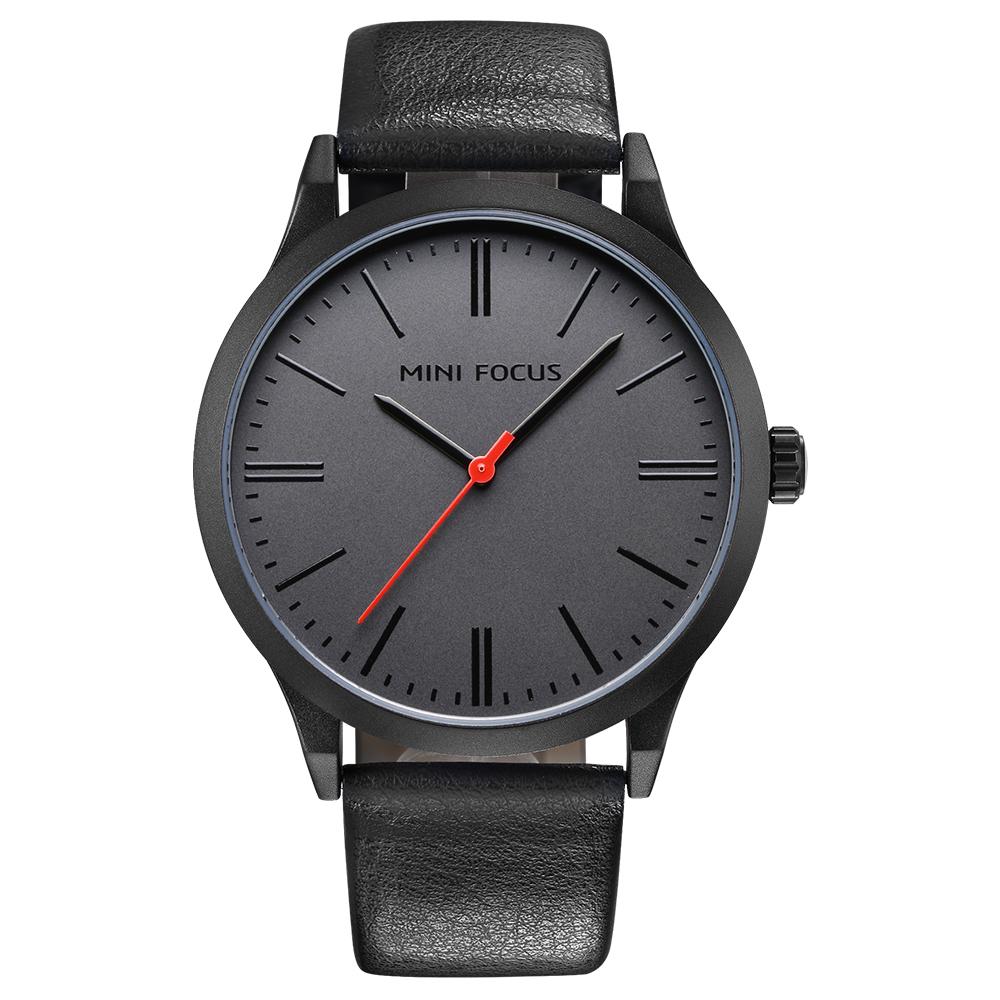 ساعت مچی عقربه ای مردانه مینی فوکوس مدل mf0058g.04