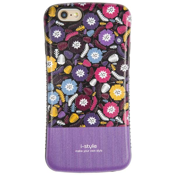 کاورآی استایل طرح Flower مناسب برای گوشی موبایل اپلiPhone 6/ 6s