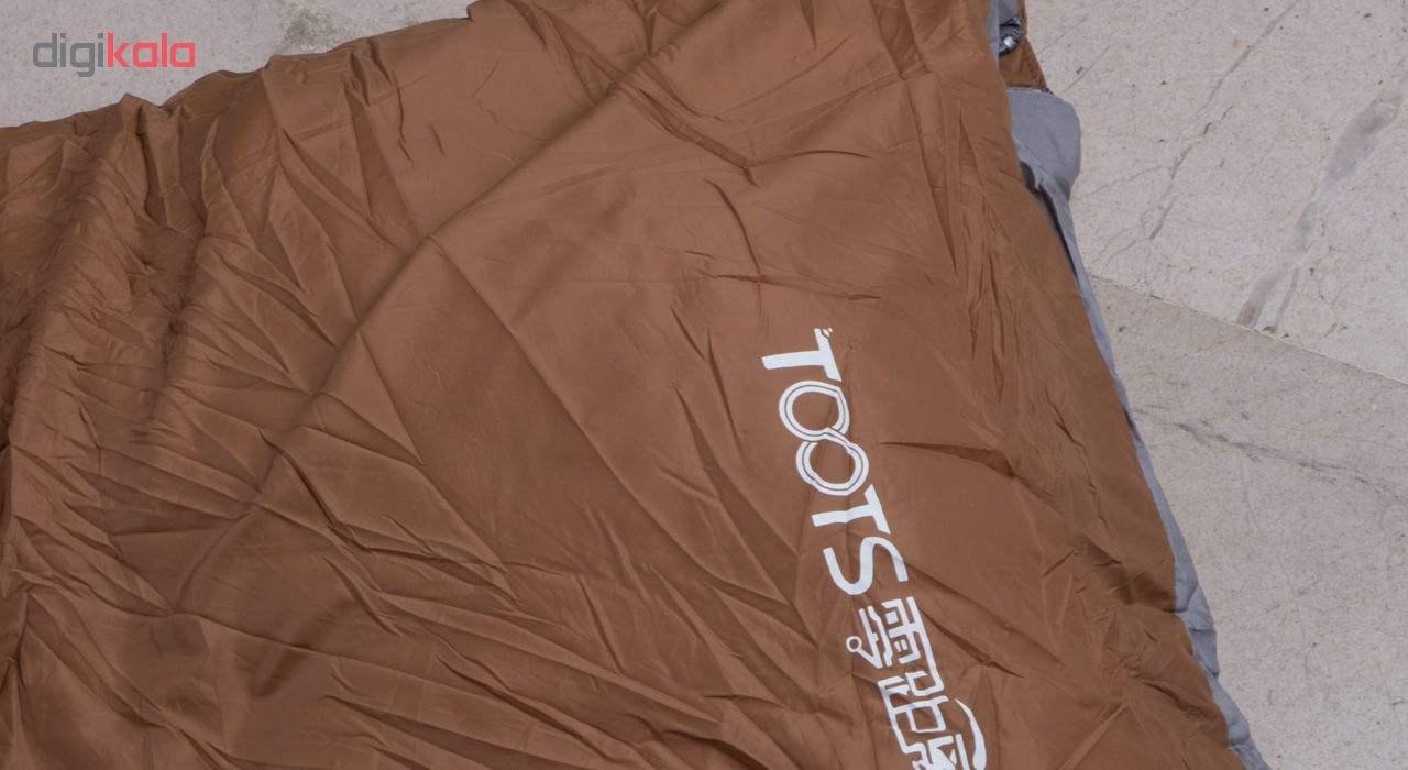 کیسه خواب توتس مدل E001 main 1 8