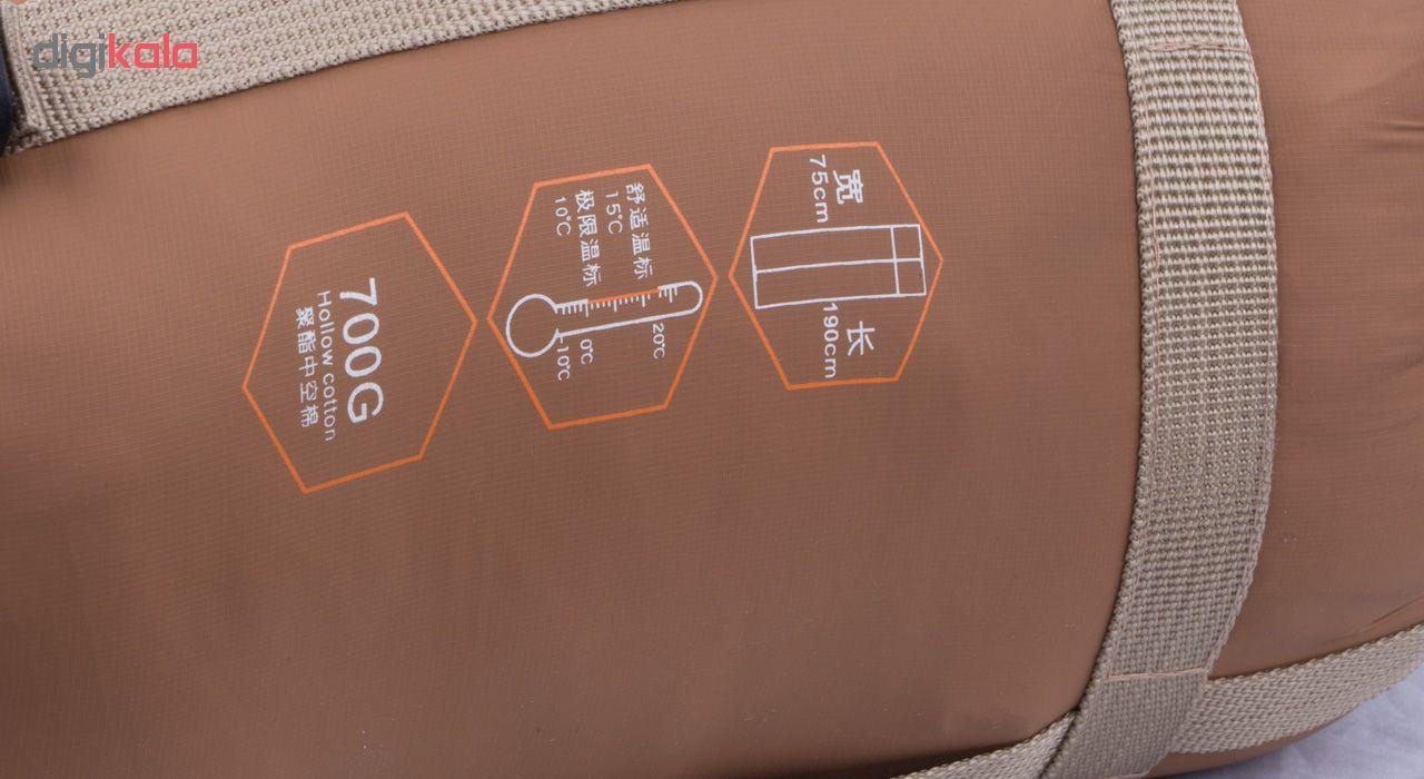 کیسه خواب توتس مدل E001 main 1 9