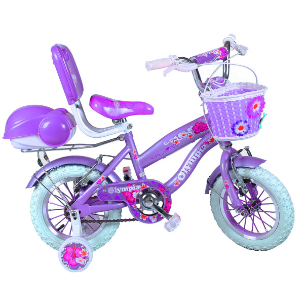 دوچرخه سواری بچه گانه المپیا مدل 12184 سایز 12