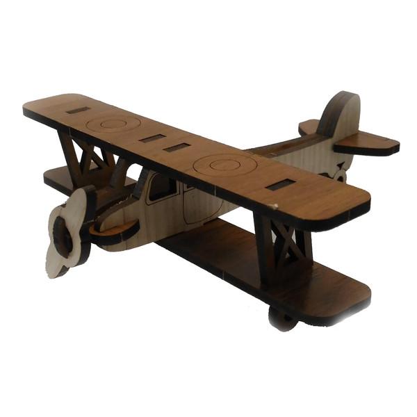ماکت دکوری طرح هواپیما کد ck002