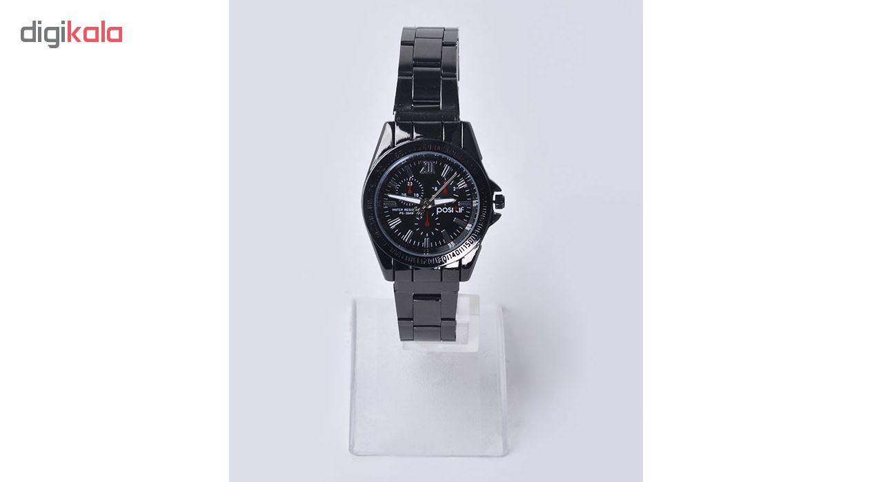 ساعت مچی عقربه ای زنانه مدل PS-2649-Wh              ارزان
