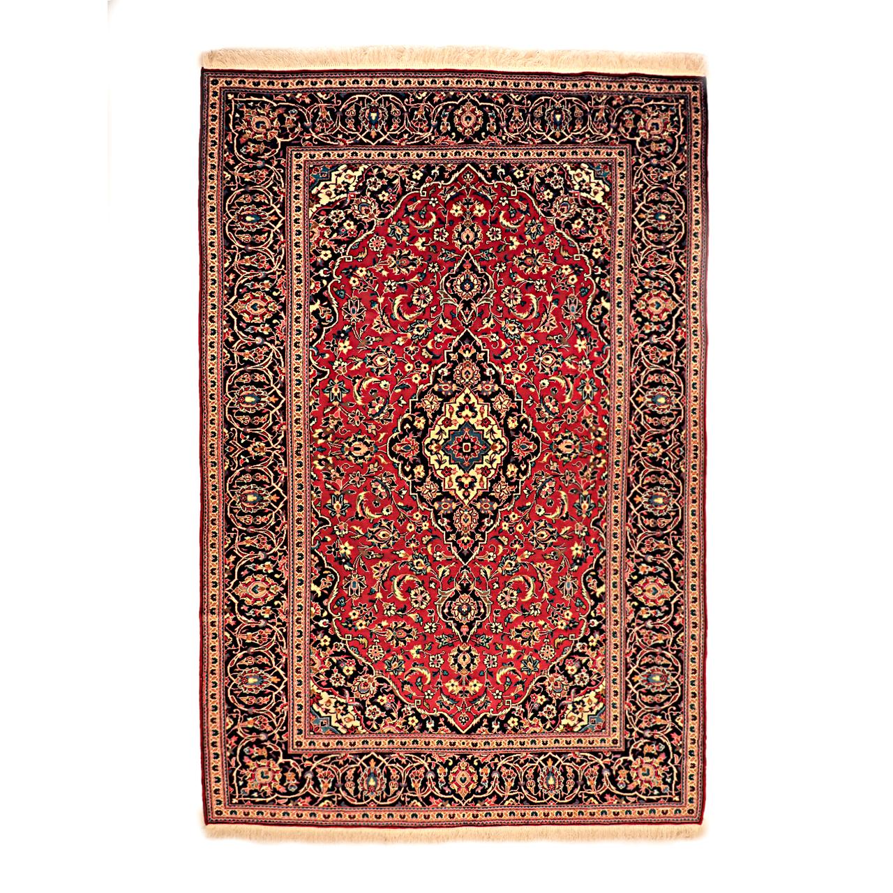 فرش دستباف شش متری گالری نور کد H1785