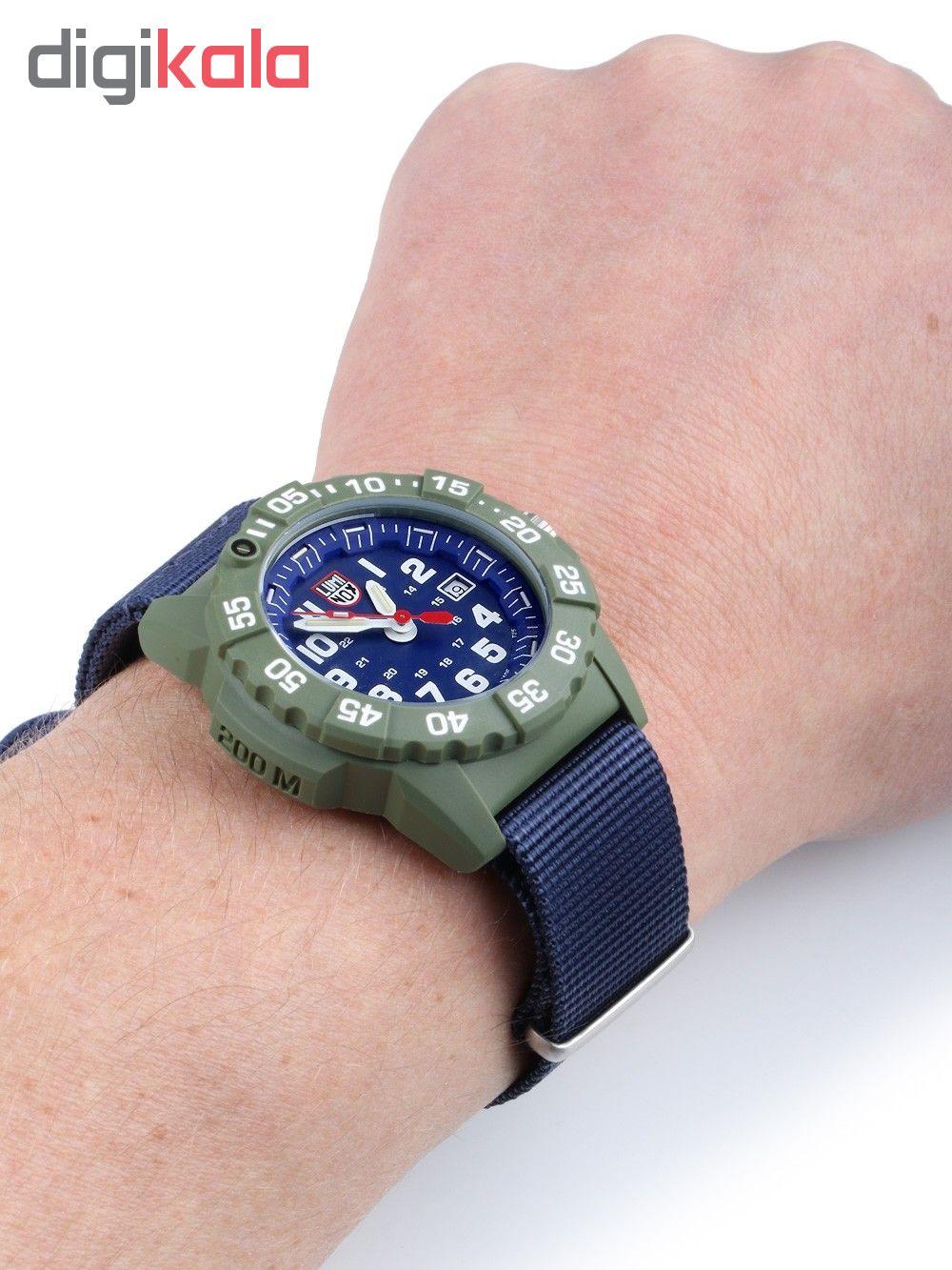 خرید ساعت مچی عقربه ای مردانه لومینوکس مدل XS.3503.ND