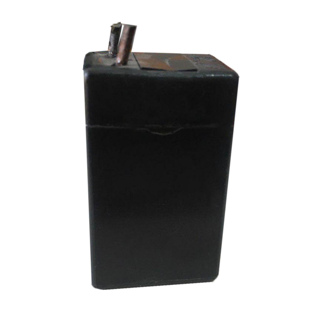 باتری سیلد اسید مدل TBK-755 ظرفیت 4 ولت 350 میلی آمپر